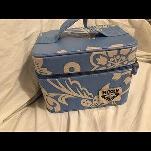 Roxy Train Case - Make Up - EUC